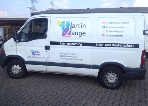 Transporter Lange